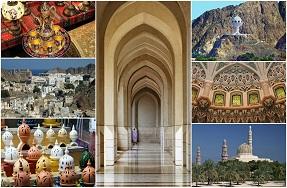Omans Höhepunkte / ab/bis Muscat