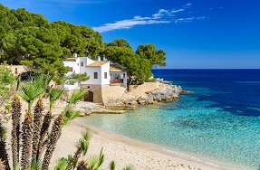 Mallorca Nordwesten und Nordosten Kombination