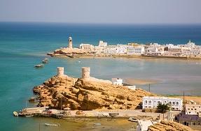 Oman Badeferien Salalah