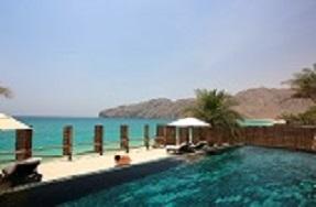 Oman Badeferien Zighy Bay