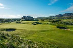 Nordirland Derry & Portrush Golfreise