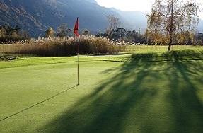 Suisse – Oberland Bernois: Voyage de golf