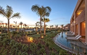 1 Semaine de tournois et divertissement; Maroc