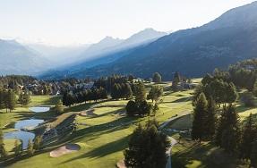 2. Crans Montana Golf and Travel Tour