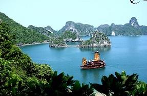 Vietnam Golfreise