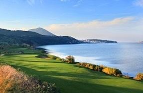 1 Griechenland mit Swiss PGA Pro Galvin 30.10.20