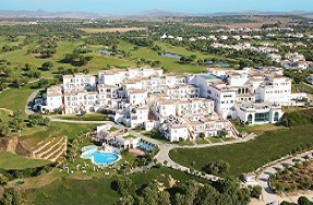 5* Fairplay Golf Hotel
