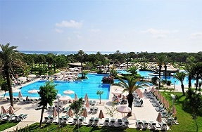 5 * Hotel Gloria Golf Resort, Belek