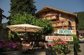 3* Hotel Restaurant Alpenblick Interlaken