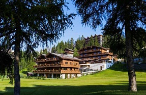 5* Guarda Golf Hotel & Residences Crans-Montana