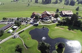 Golf Hotel Les Bois