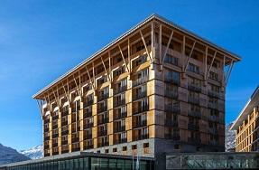 4* Radisson Blu Hotel Reussen Andermatt
