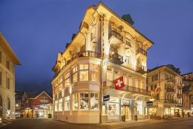 4* THE HEY HOTEL Interlaken