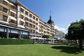 5* Victoria-Jungfrau Grand Hotel & Spa Interlaken