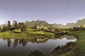 Südafrika Golf Rundreise