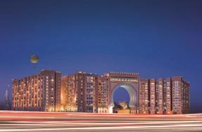 5* Moevenpick Ibn Battuta Gate