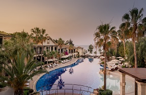 5* Columbia Beach Resort